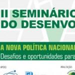 II Seminário do Observatório do Desenvolvimento Regional