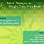 Prêmio Destaque na Iniciação Científica e Tecnológica do CNPq